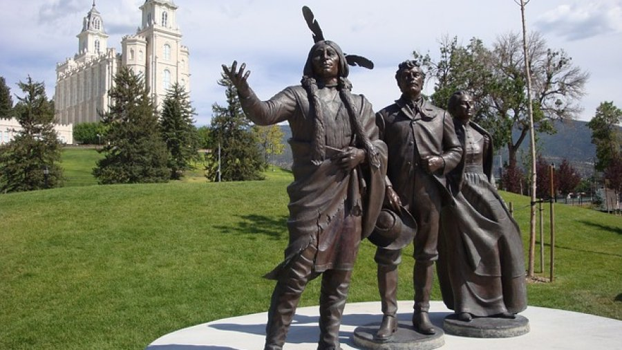 Mormoni historia powstania sekty